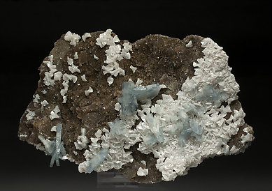 Baryte with Dolomite.
