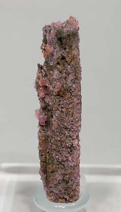 Painite with Corundum. Front