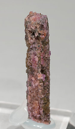 Painite with Corundum. Side