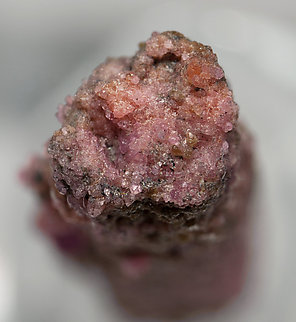 Painite with Corundum. Top