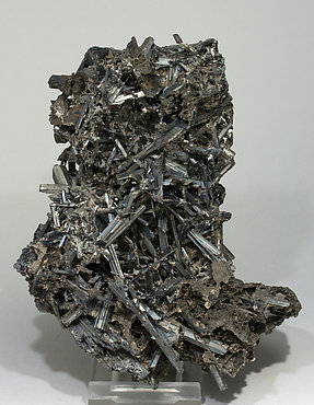 Bismuthinite with Marcasite.