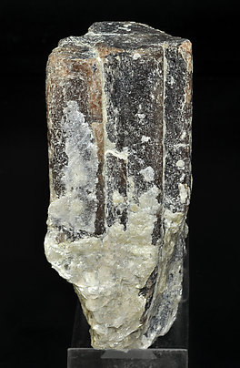 Andalusite with Mica. Front