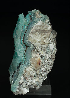Smithsonite. Side