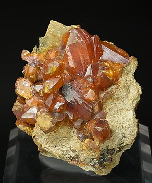 Orpiment. Front