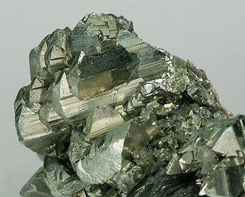 Arsenopyrite-Marcasite with Muscovite.