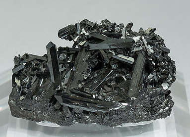 Gaudefroyite with Baryte.