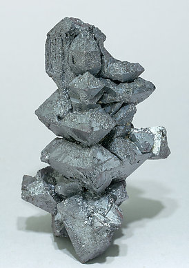 Hematite after Magnetite (variety martite). Front