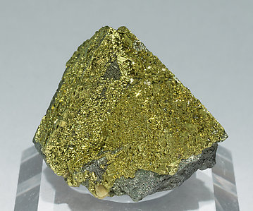 Chalcopyrite with Tetrahedrite.
