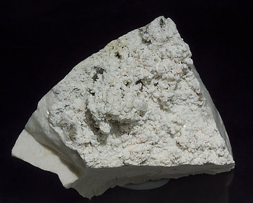 Stokesite with Albite, Microcline, smoky Quartz and Muscovite.