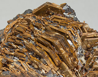 Pyrrhotite with Galena.